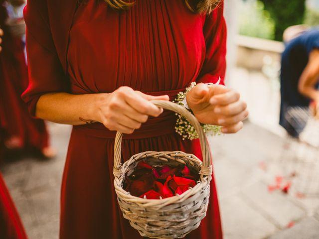 Il matrimonio di Andrea e Sara a Montevecchia, Lecco 46