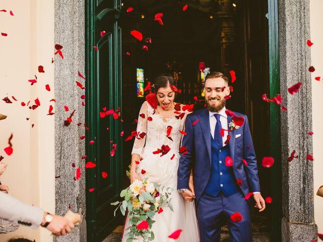 Il matrimonio di Andrea e Sara a Montevecchia, Lecco 47