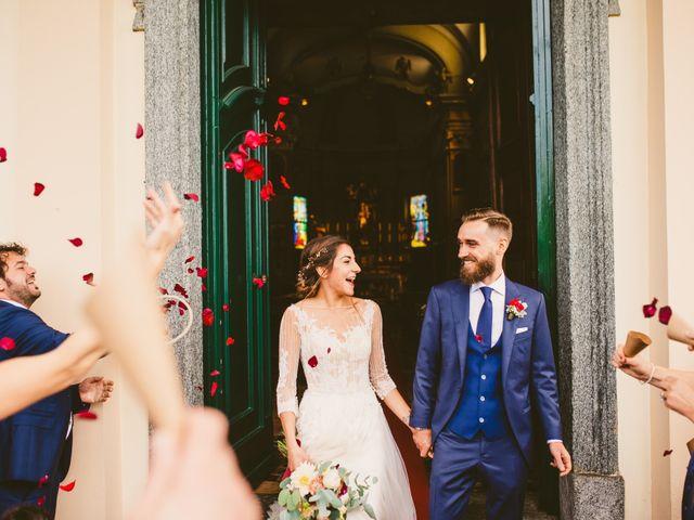 Il matrimonio di Andrea e Sara a Montevecchia, Lecco 48