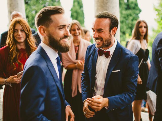 Il matrimonio di Andrea e Sara a Montevecchia, Lecco 52