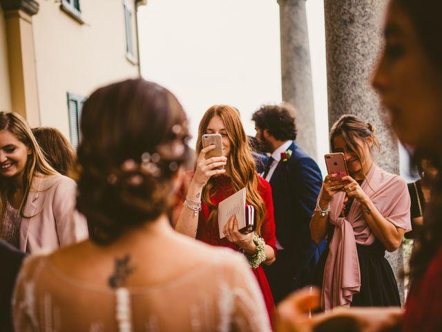 Il matrimonio di Andrea e Sara a Montevecchia, Lecco 53