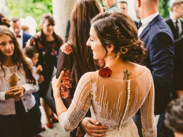 Il matrimonio di Andrea e Sara a Montevecchia, Lecco 54