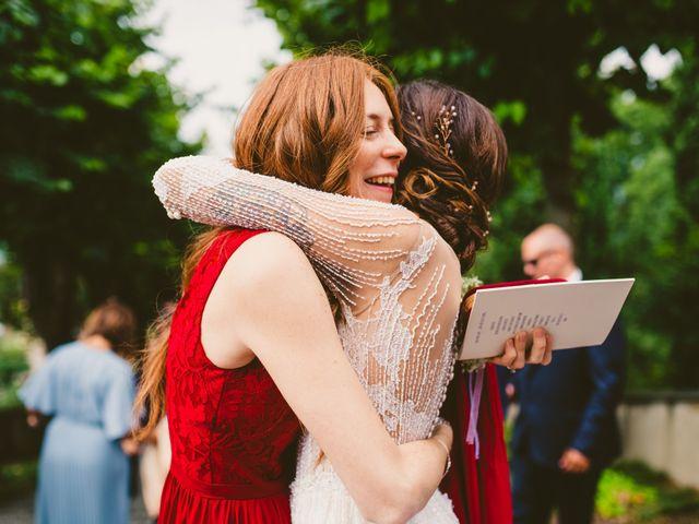 Il matrimonio di Andrea e Sara a Montevecchia, Lecco 56