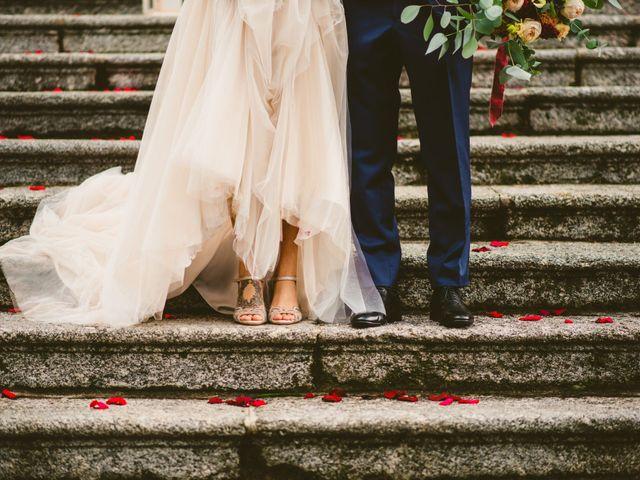 Il matrimonio di Andrea e Sara a Montevecchia, Lecco 57