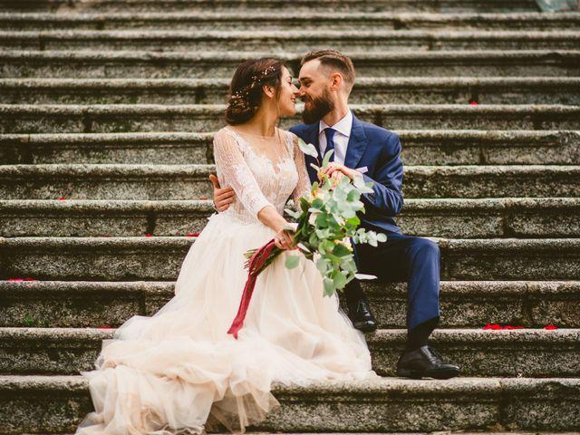 Il matrimonio di Andrea e Sara a Montevecchia, Lecco 58