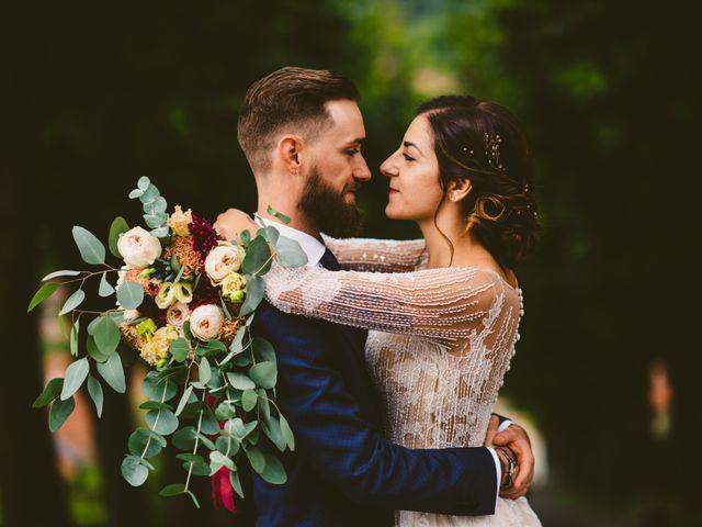 Il matrimonio di Andrea e Sara a Montevecchia, Lecco 59