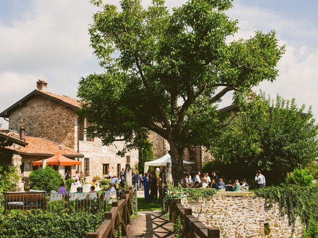 Il matrimonio di Andrea e Sara a Montevecchia, Lecco 60