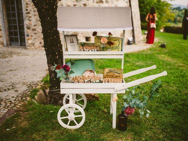 Il matrimonio di Andrea e Sara a Montevecchia, Lecco 61