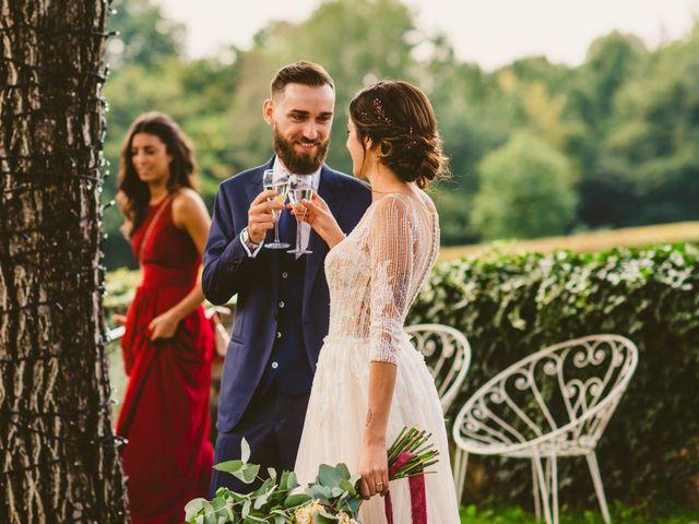 Il matrimonio di Andrea e Sara a Montevecchia, Lecco 69