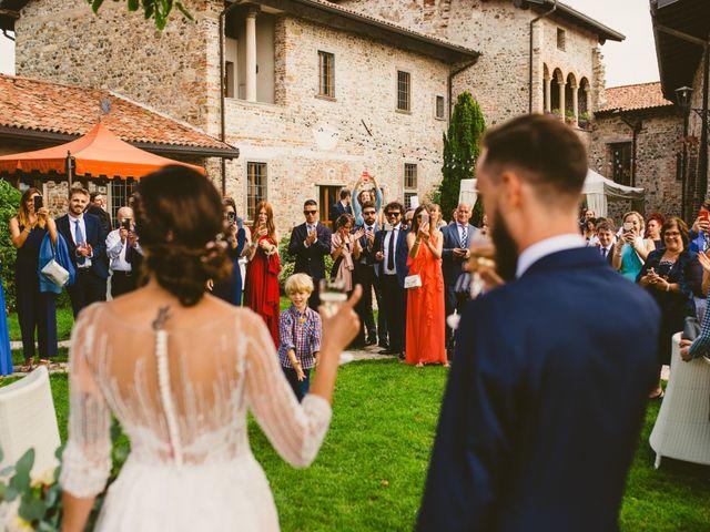 Il matrimonio di Andrea e Sara a Montevecchia, Lecco 70