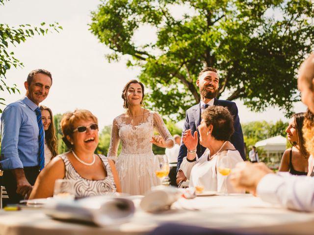 Il matrimonio di Andrea e Sara a Montevecchia, Lecco 75