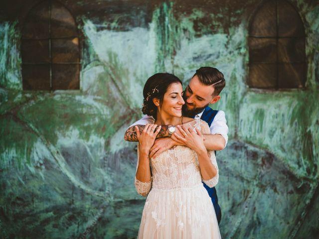 Il matrimonio di Andrea e Sara a Montevecchia, Lecco 77
