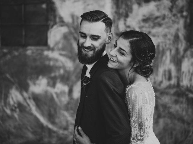 Il matrimonio di Andrea e Sara a Montevecchia, Lecco 78