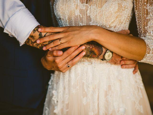 Il matrimonio di Andrea e Sara a Montevecchia, Lecco 80