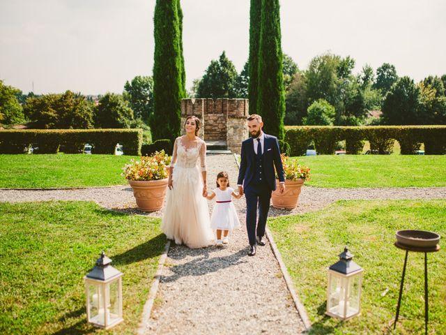 Il matrimonio di Andrea e Sara a Montevecchia, Lecco 87