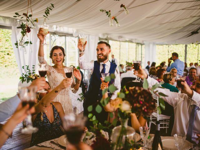 Il matrimonio di Andrea e Sara a Montevecchia, Lecco 88