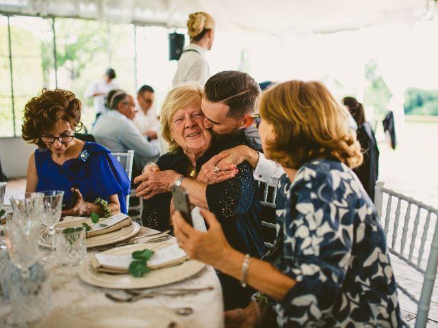 Il matrimonio di Andrea e Sara a Montevecchia, Lecco 89