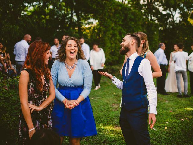 Il matrimonio di Andrea e Sara a Montevecchia, Lecco 96