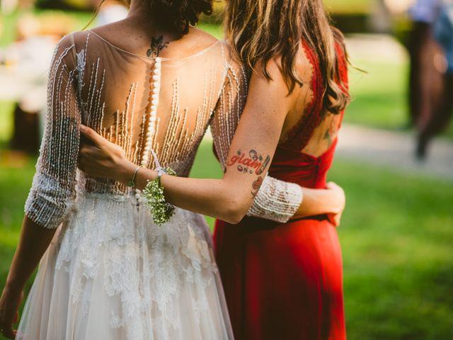 Il matrimonio di Andrea e Sara a Montevecchia, Lecco 97