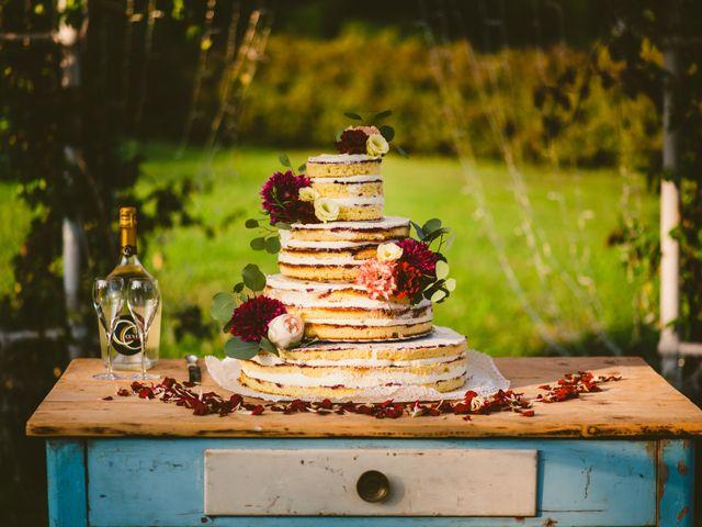 Il matrimonio di Andrea e Sara a Montevecchia, Lecco 100