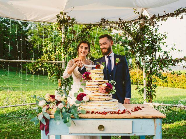Il matrimonio di Andrea e Sara a Montevecchia, Lecco 101