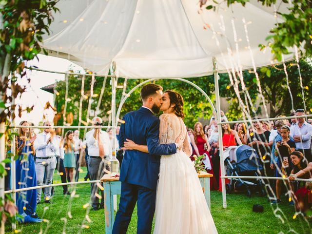Il matrimonio di Andrea e Sara a Montevecchia, Lecco 102