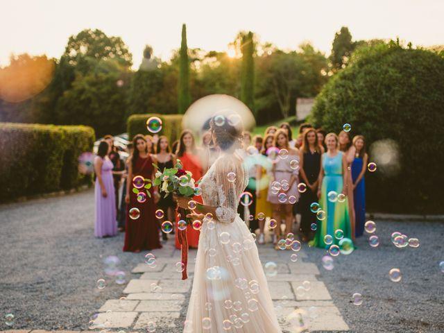 Il matrimonio di Andrea e Sara a Montevecchia, Lecco 103