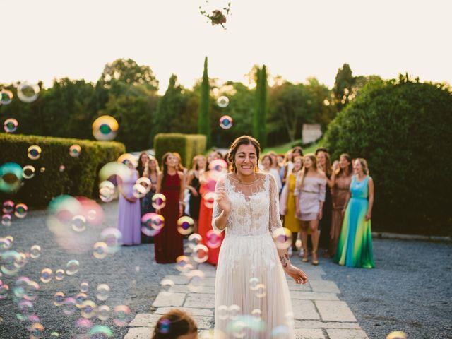 Il matrimonio di Andrea e Sara a Montevecchia, Lecco 104