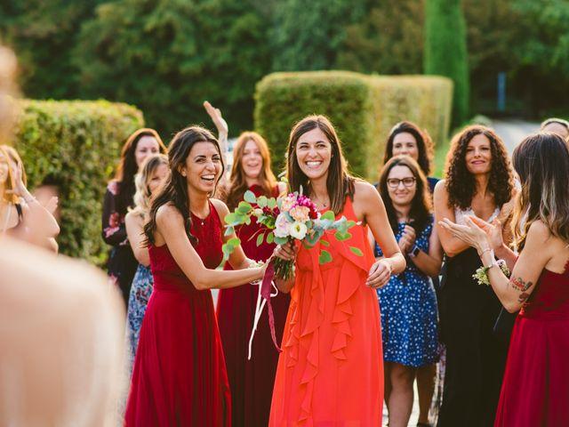 Il matrimonio di Andrea e Sara a Montevecchia, Lecco 105