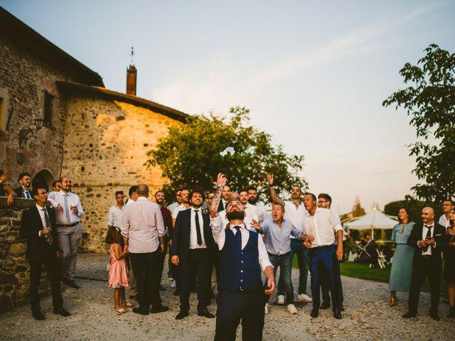 Il matrimonio di Andrea e Sara a Montevecchia, Lecco 106