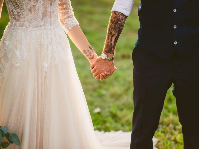 Il matrimonio di Andrea e Sara a Montevecchia, Lecco 113