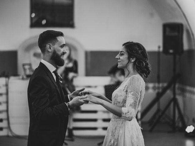 Il matrimonio di Andrea e Sara a Montevecchia, Lecco 117