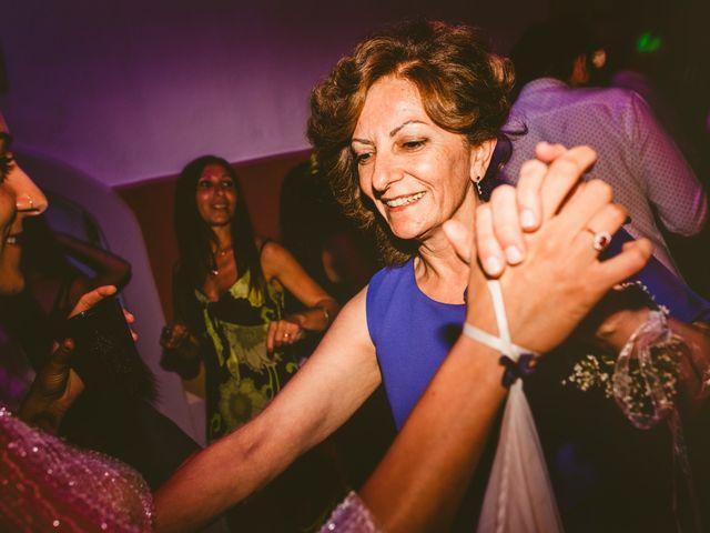 Il matrimonio di Andrea e Sara a Montevecchia, Lecco 127