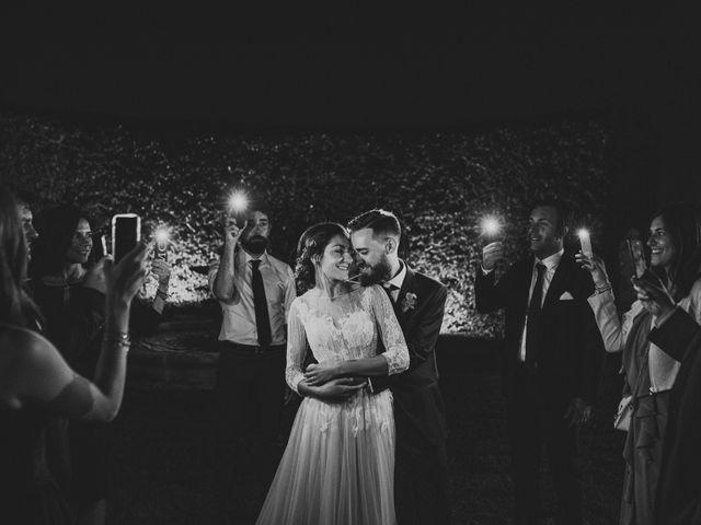 Il matrimonio di Andrea e Sara a Montevecchia, Lecco 131