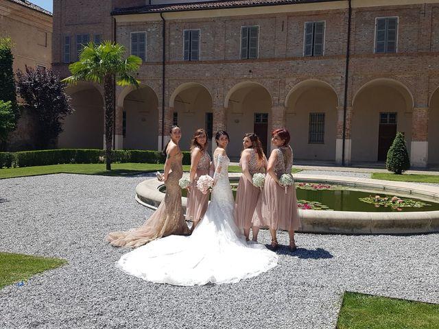 Il matrimonio di Fabio e Jessica a Cherasco, Cuneo 1