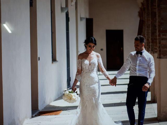 Il matrimonio di Fabio e Jessica a Cherasco, Cuneo 12