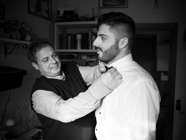 Il matrimonio di James e Carla a Certaldo, Firenze 9
