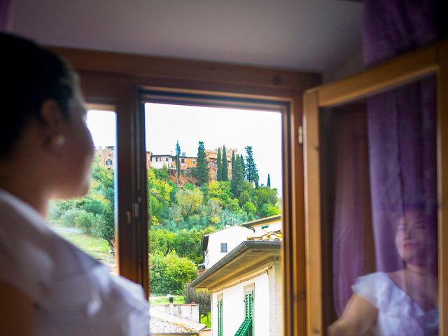 Il matrimonio di James e Carla a Certaldo, Firenze 23