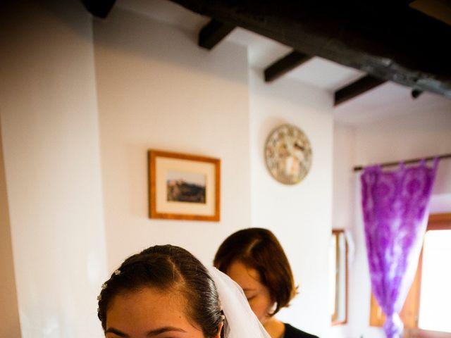 Il matrimonio di James e Carla a Certaldo, Firenze 27