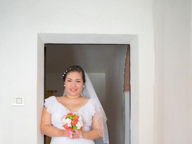 Il matrimonio di James e Carla a Certaldo, Firenze 29