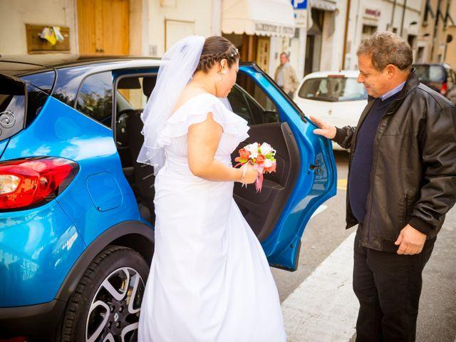 Il matrimonio di James e Carla a Certaldo, Firenze 31