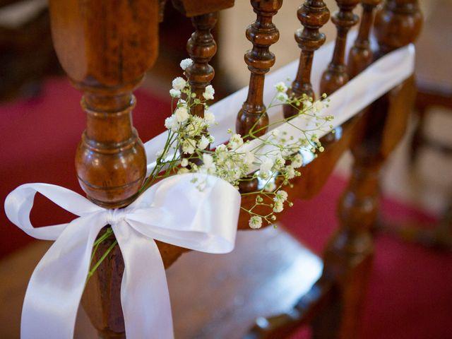 Il matrimonio di James e Carla a Certaldo, Firenze 34