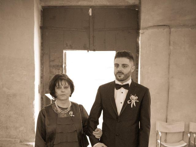 Il matrimonio di James e Carla a Certaldo, Firenze 35