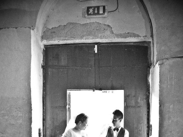 Il matrimonio di James e Carla a Certaldo, Firenze 43