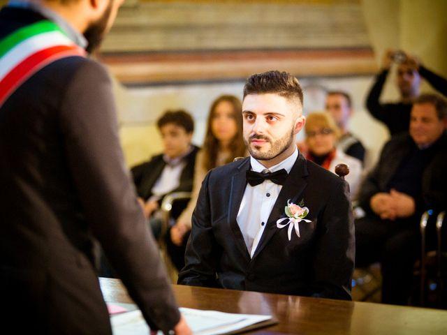 Il matrimonio di James e Carla a Certaldo, Firenze 53