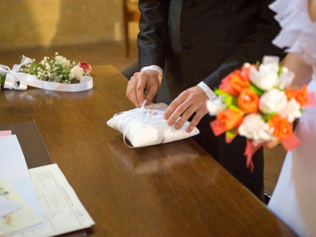 Il matrimonio di James e Carla a Certaldo, Firenze 56