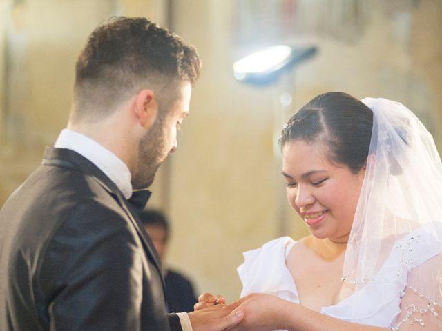 Il matrimonio di James e Carla a Certaldo, Firenze 58