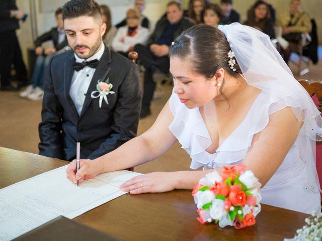 Il matrimonio di James e Carla a Certaldo, Firenze 62