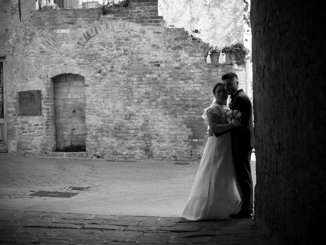 Il matrimonio di James e Carla a Certaldo, Firenze 73