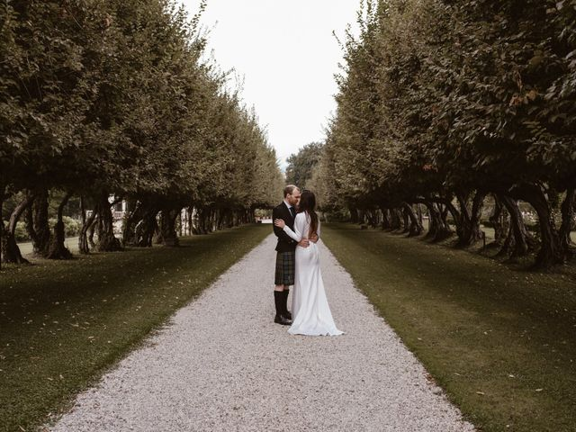 Le nozze di Manuela e Richard